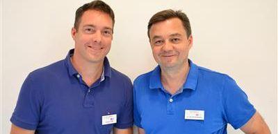 Porträt Dr. Heiko Friedl und Dr. Matthias Bonczkowitz